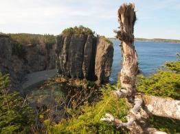 Skerwink Cliffs