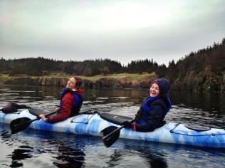 B&C kayaking