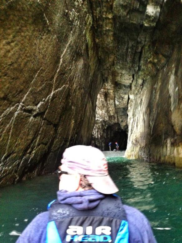 Cave Kayak