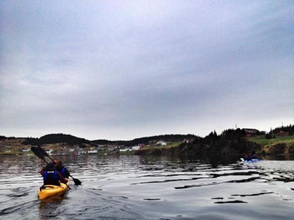 L&M kayaking