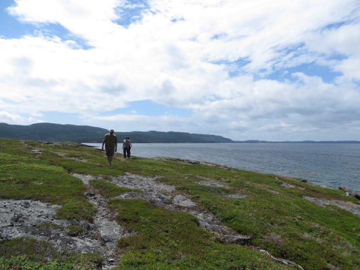 Trinity Bay Guided Hikes